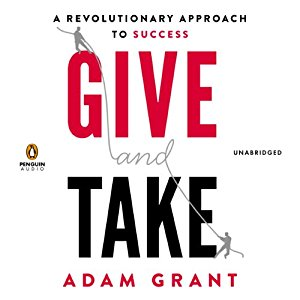 Adam Grant – Give and take
