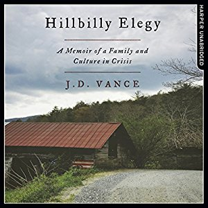 J.D. Vance – Hilbilly elegy